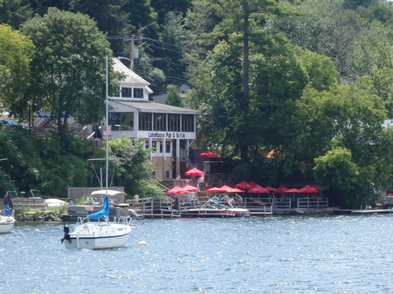 Lake Bomoseen, Vermont