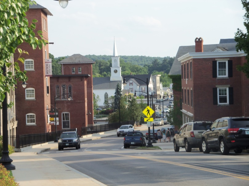Newmarket, New Hampshire