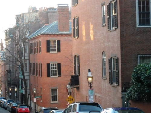 Beacon Hill is, after all, hilly.