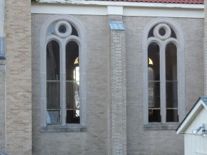Water damage had weakened the structure, and repairs were deemed too costly, especially after the city's three Roman Catholic congregations were merged into one parish.